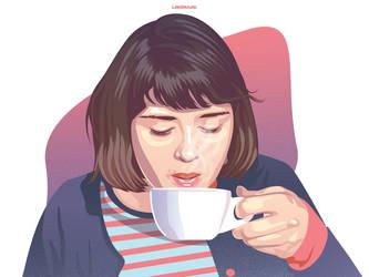 Coffee Morning by laksanardie