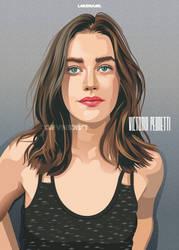 Victoria Pedretti Portrait