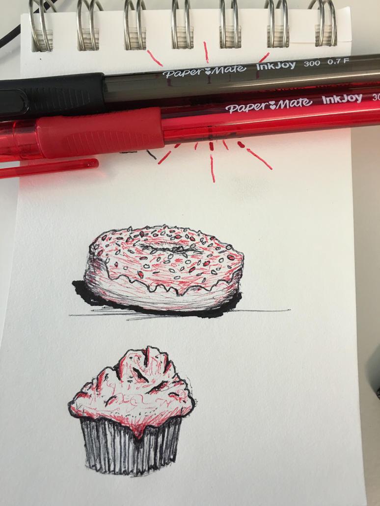 Meeting sketch by ldjessee