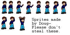 Doug sprites - Test