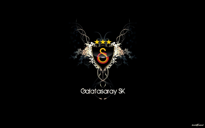 Galatasaray SK Black by emrekucur En güzel Galatasaray masaüstü hd resimleri