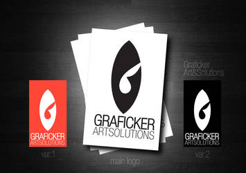 Graficker Logo presentation by emrekucur