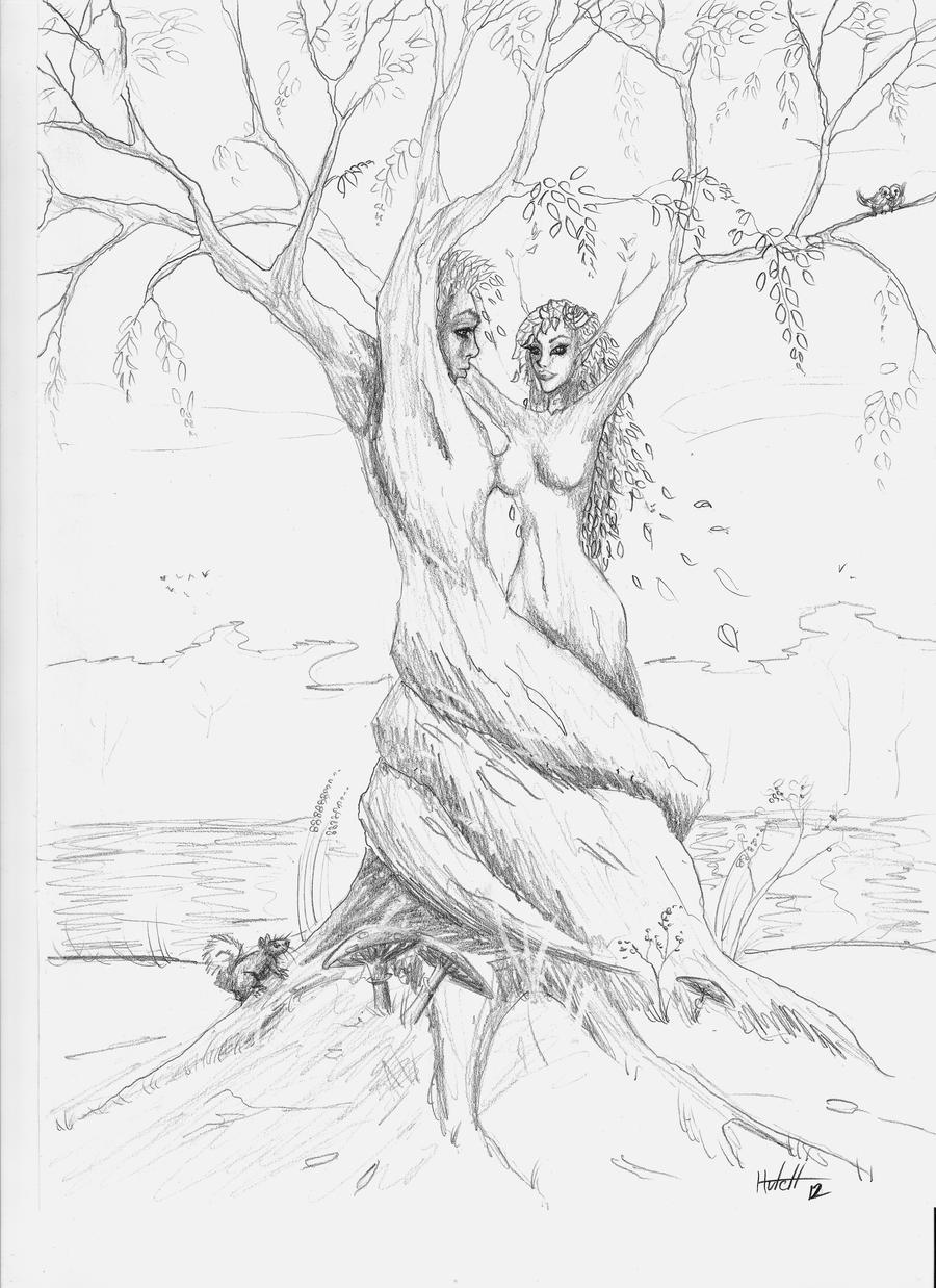 Petrified Love Sketch By Visiblefire On Deviantart