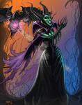 Maleficent!
