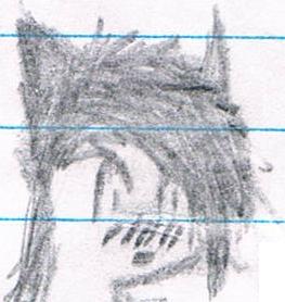 A little doodle of my kitty a name I forget by KawaiiKuroKitsune