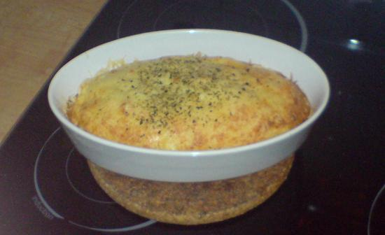 Leftover Chicken And Rice Pie by ValentineXXX