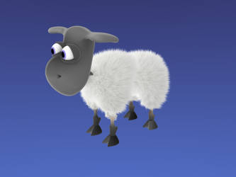 Jaques the Sheep by ValentineXXX