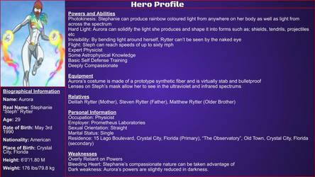 Aurora Profile by KingdomComics0