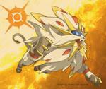 Solgaleo (pokemon Sun)