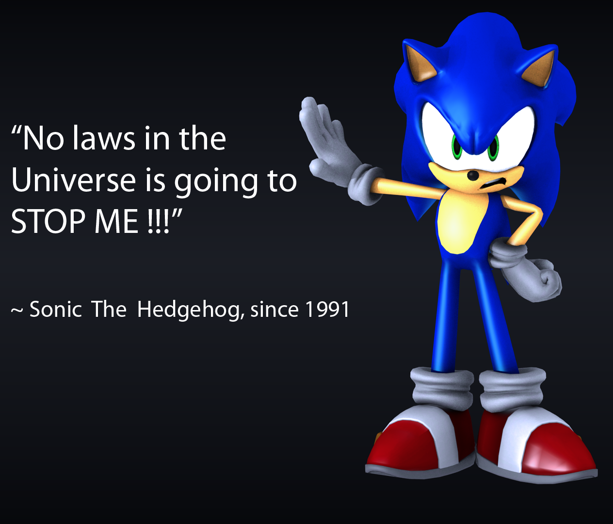 Sonic Memoriable Quote By John28882 On Deviantart