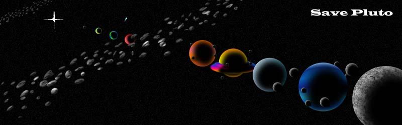 Solar System Model by LordKnightXiron