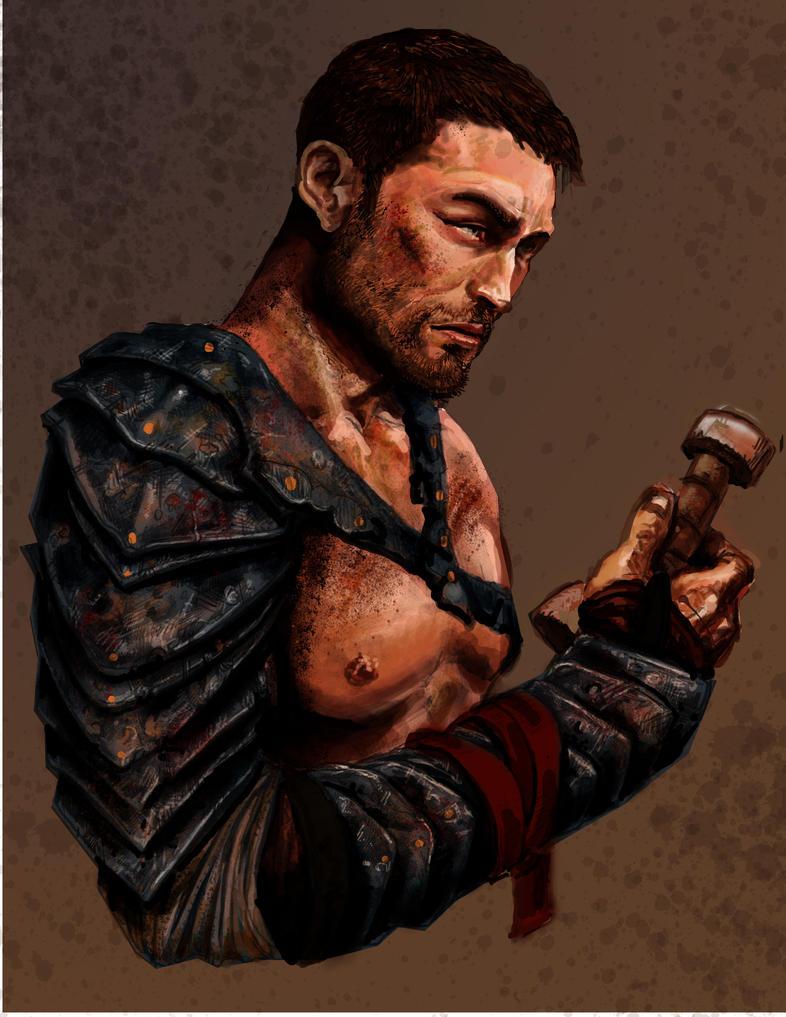 Filme Spartacus for spartacusjhazmine on deviantart