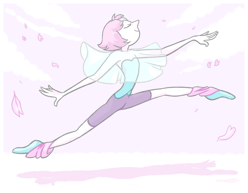felt like drawing pearl ¯\_(ツ)_/¯ i like how it came out i think :>