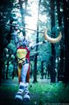 Soraka cosplay