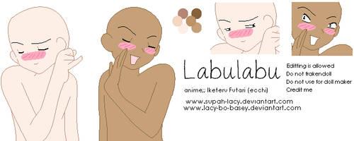 :BASE: LabuLabu by Lacy-Bo-Basey