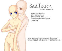 :BASE: BadTouch by Lacy-Bo-Basey