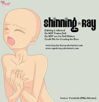 :BASE: ShinningRay by Lacy-Bo-Basey
