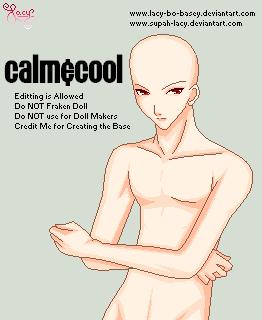 :BASE: Calm+Cool by Lacy-Bo-Basey