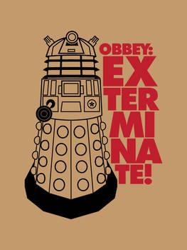 Doctor Who - Simple Dalek