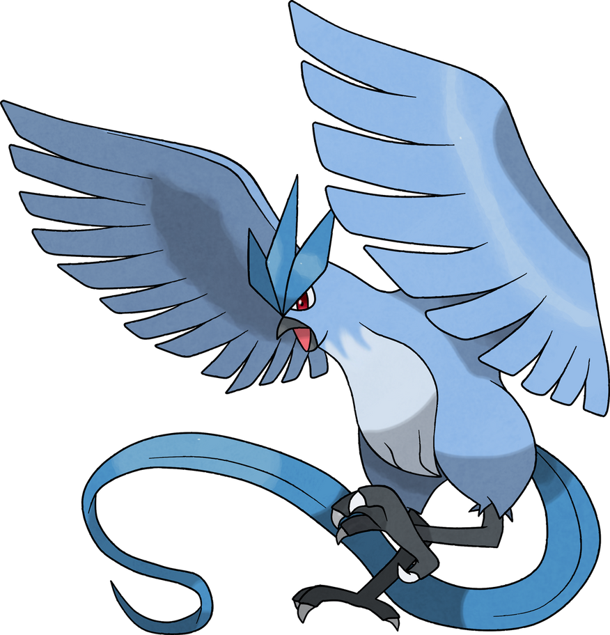 Articuno Fanart By Gyarados10 On Deviantart
