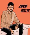Zayn Malik fan art!