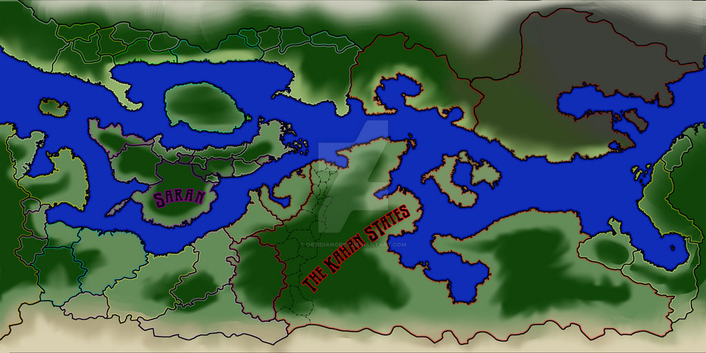 Aegaria v02 by ObsidianGrey