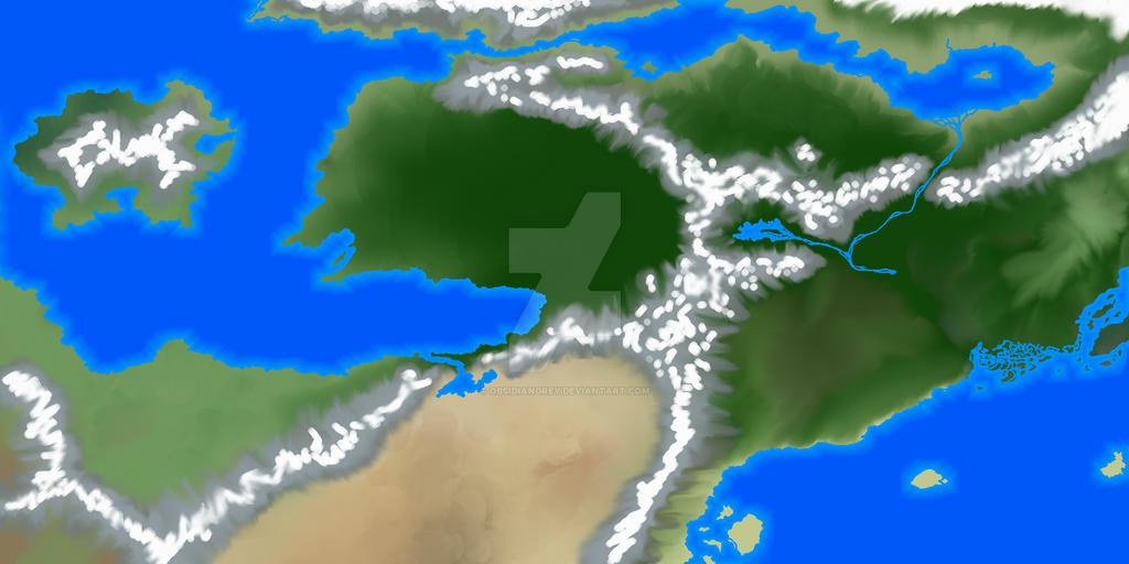 Aegaria v04.2 by ObsidianGrey