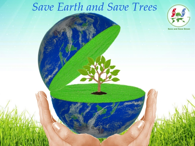 Plant trees save earth essay