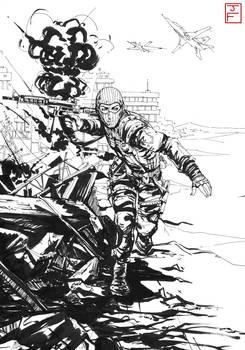 Beachhead Commission from G.I. Joe