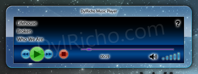 Music Player by dylricho