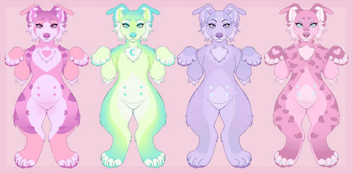[Auction] Candy Aussies