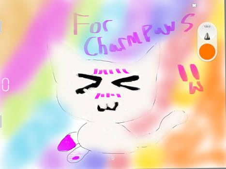 -Art Trade with CharmPaws- Enjoy!