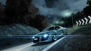 Audi R8 by akmalfikri123