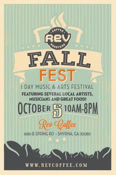 REVcoffee 2013 FALLFest