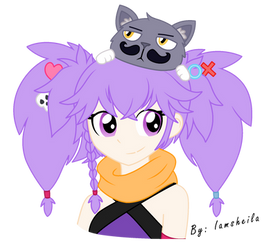 [GIFT] Gigayte and Messy the silly duo by Iamsheila