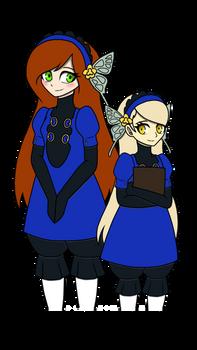 Persona 5 - Butter Princess and Lavenza