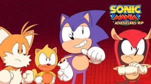 Sonic Mania Adventures RP