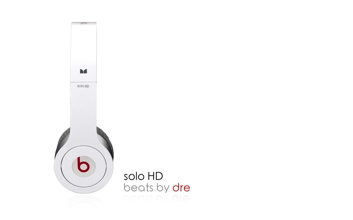 Beats Solo HD By Dr Dre By Patrykc