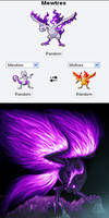 Pokemon Fusion: Mewtres