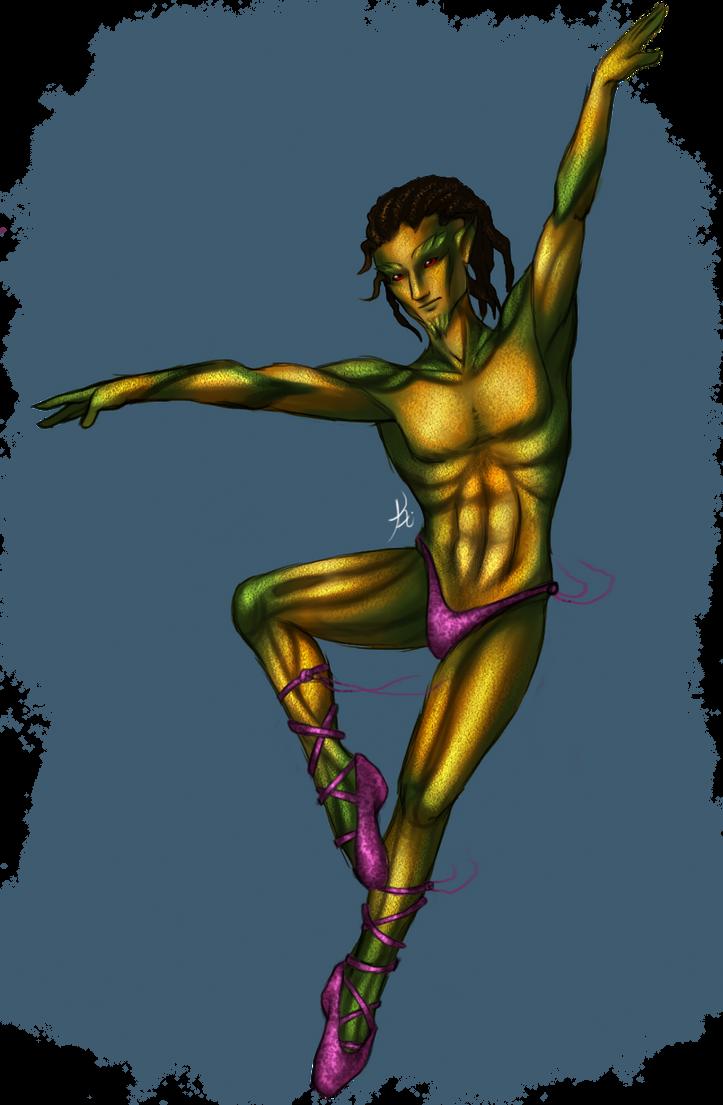 Valdamar's Whirlwind Attack by Khiralas