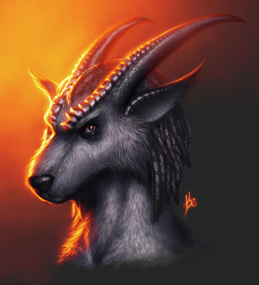 Flame Haze by Khiralas