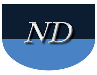 Logo Jornal Ficticio ND by isabelmitchell