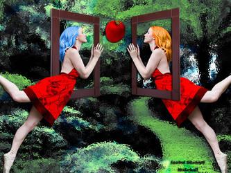 O espelho by isabelmitchell