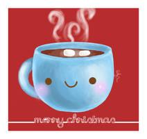 hot chocolate by amidot