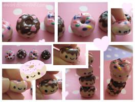 doughnuts by amidot