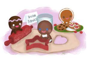 Dear Santa, by amidot