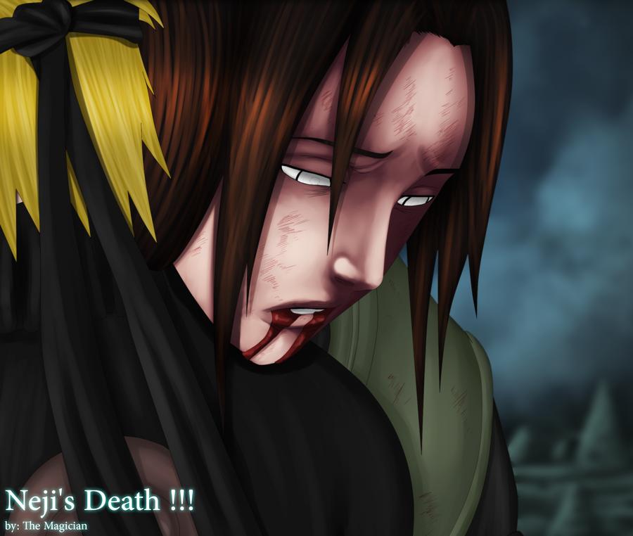 Naruto 614 : Neji's Death by xTheMagicianx