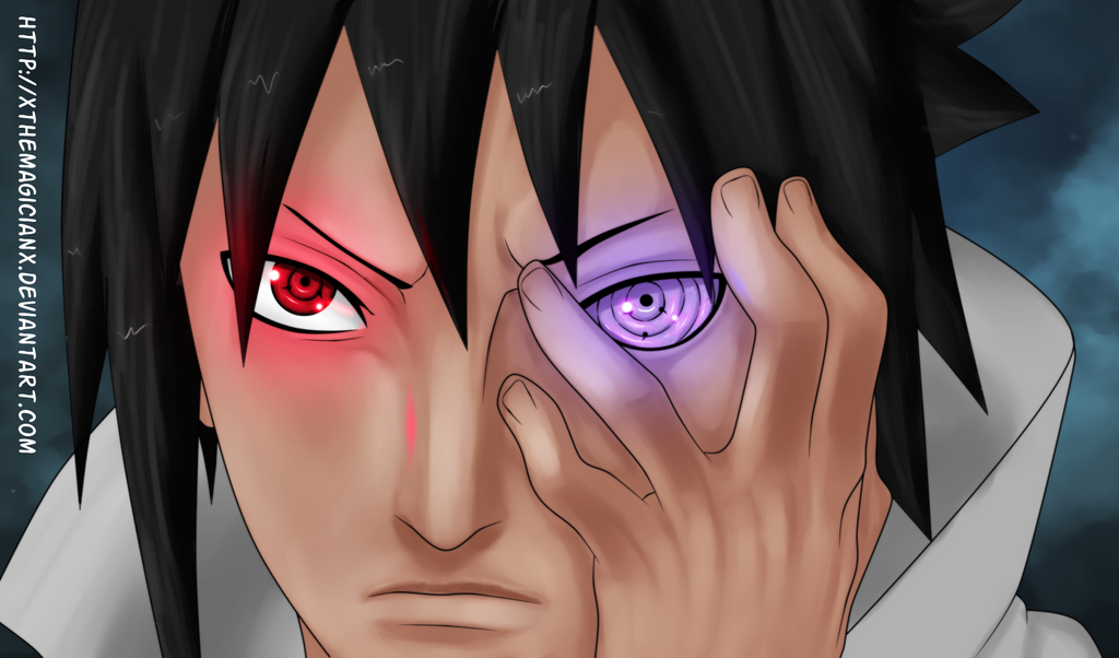 My World: KEKUATAN MANGEKYOU SHARINGAN