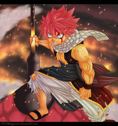 Fairy Tail 328 : Dragon Slayer Natsu (youtube)