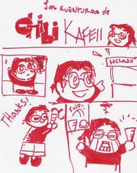 the mis adventures of kafeii